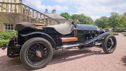 Bentley at Dumfries House